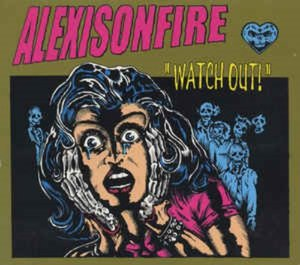 Alexionfire - Watch Out! (digi)