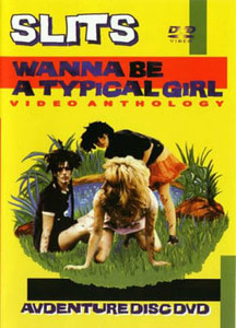 (DVD)Slits - Wanna Be A Typical Girl : Video Anthology